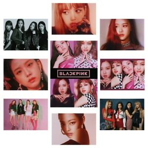 BLACKPINK-Poster-New-Album-Poster-Fans-Home-Wall-Hanging-Poster-bara