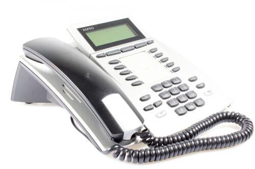 MwSt. Agfeo Systemtelefon ST 40 UP0 silber mit geringen optischen Mängeln inkl