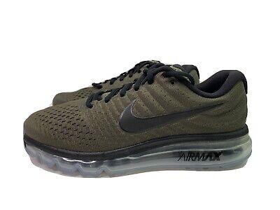 Nike AIR MAX 2017 Sneaker Uomo Verde UK 6.5 EUR 40.5 849559 302 | eBay