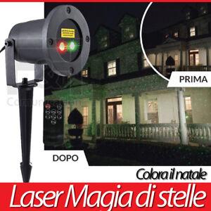 projektor laser f r drau en spiele lichterkette mit. Black Bedroom Furniture Sets. Home Design Ideas