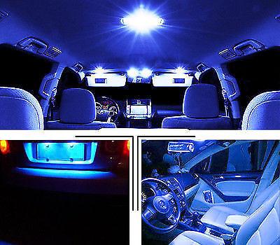 Blue LED Interior Map Reading Lights BLUE AU BA BF FG XR6 XR8 FPV Falcon