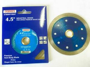 4-1/4Turbo Mesh Blade industrial grade Reg$36Sale$15 City of Toronto Toronto (GTA) Preview