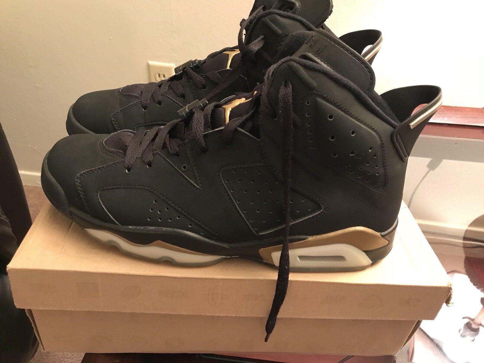 """Air Jordan 6 Retro+ Size 10.5 """"DMP"""" PRE_OWNED"""