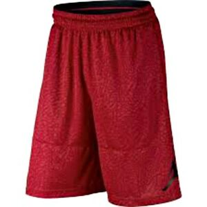 7b44505f5278f4 AUTHENTIC NIKE AIR JORDAN DRI-FIT ELEPHANT PRINT BASKETBALL SHORTS ...
