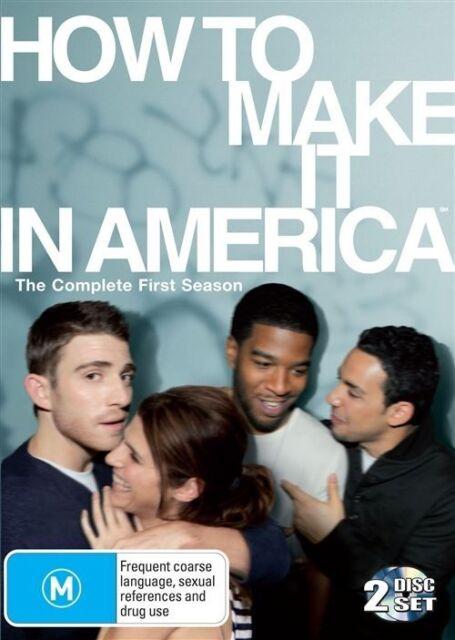 Cómo hacer en América la temporada completa 1 DVD (Conjunto de 2 Discos) R4