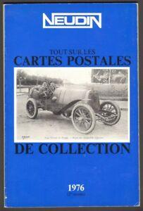Catalogue. Cartes Postales Anciennes. Neudin 1976   eBay