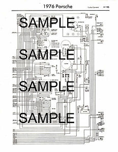 [DIAGRAM_38IS]  1976 MAZDA RX4 76 WIRING DIAGRAM GUIDE CHART 76BK | eBay | Mazda Rx4 Wiring Diagram |  | eBay