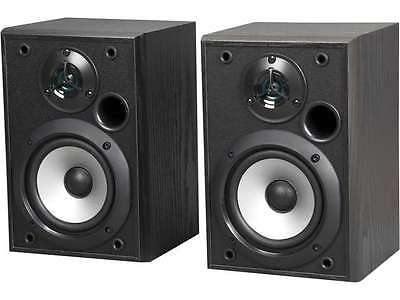 SONY SS-B1000 120W Bookshelf Speakers Pair