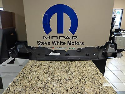 8-10 Dodge Challenger SRT8 SRT Bumper Lower Air Shield Deflector Splash Mopar Oe