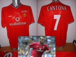 b337f6e007b Image is loading Manchester-United-Cantona-Giggs-Testmonial-Jersey-Shirt-L-