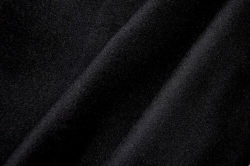 """Inner 11/"""" X 21/"""" Rectangle décoratif velours Boudoir Coussin Noir Housse"""