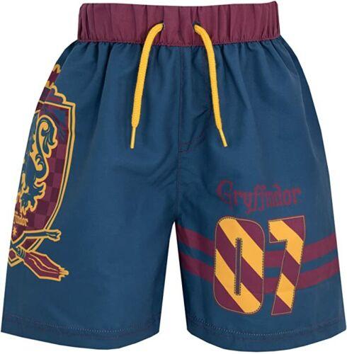 Harry Potter Swim Shorts Gryffindor Swimming Trunks Costume