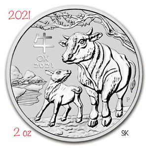 RARE 2021 Silver Sydney ADNA Expo Lunar Year of the OX 1//4oz S25c NGC MS70 FR