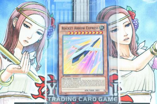 Yugioh Rocket Arrow Express NUMH-EN024 1st Edition Super Rare