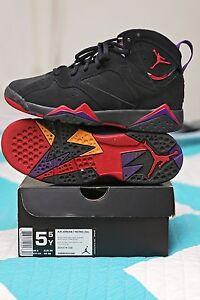 c0eadd424d91e6 Image is loading Nike-Air-Jordan-VII-7-Retro-Raptor-GS-