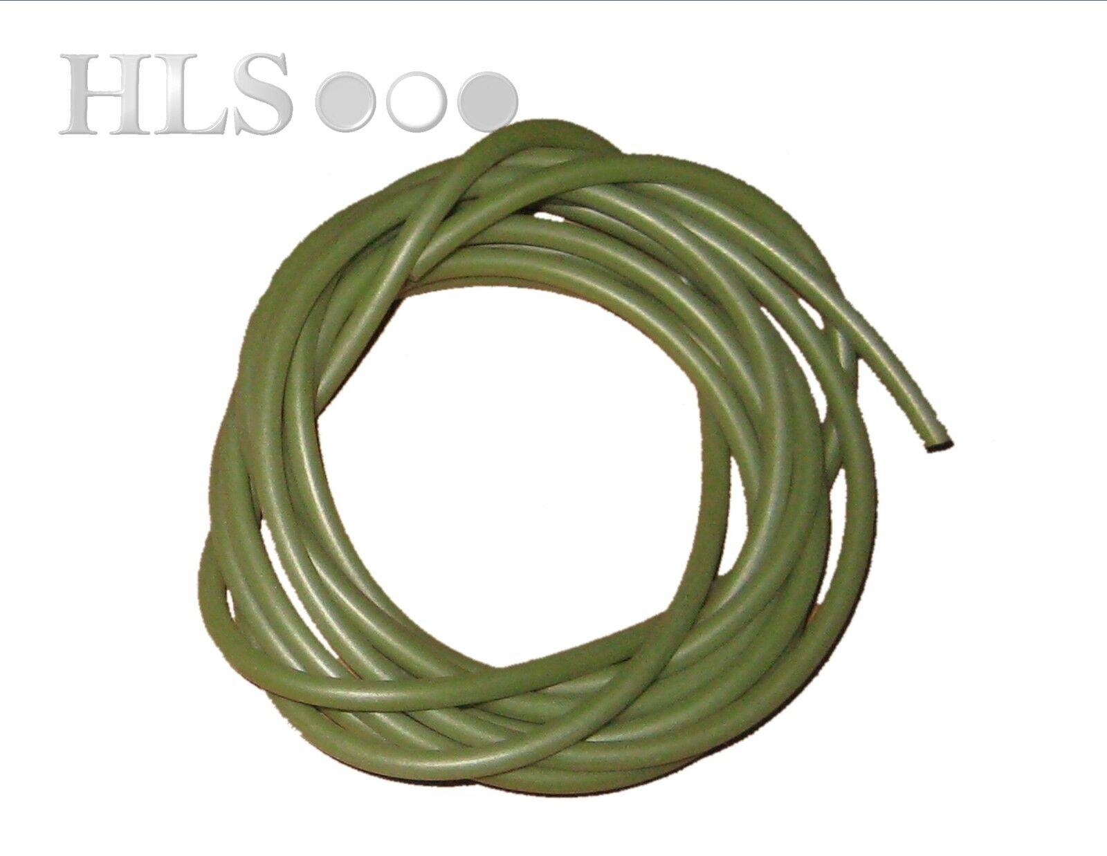 green Silikon Rig  Tube 0.5 - 5.0mm Id Lebensmittelecht Hohe Temp -  factory direct sales