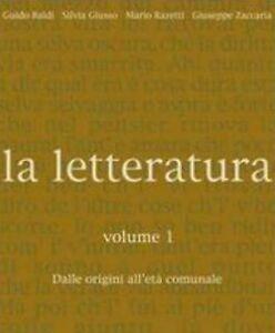 la-Letteratura-volume-1-PARAVIA-pearson-scuola-Baldi-Giusso-cod-9788839517319