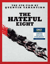 The Hateful Eight (Blu-ray/DVD, 2016, SteelBook Only  Best Buy)