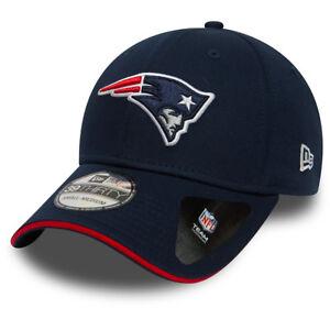 NEW ERA MENS 39THIRTY BASEBALL CAP.NFL NEW ENGLAND PATRIOTS STRETCH ... 7fe9a1a2a
