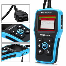 Topdon ABS/SRS CAN OBD2 Scanner OBDII/EOBD Code Reader Auto Diagnostic Tool