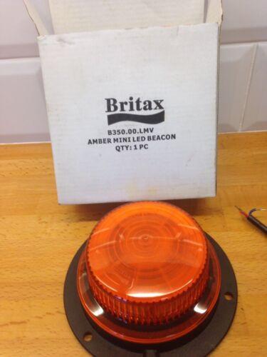 Britax mini amber beacon B350.00.lmv