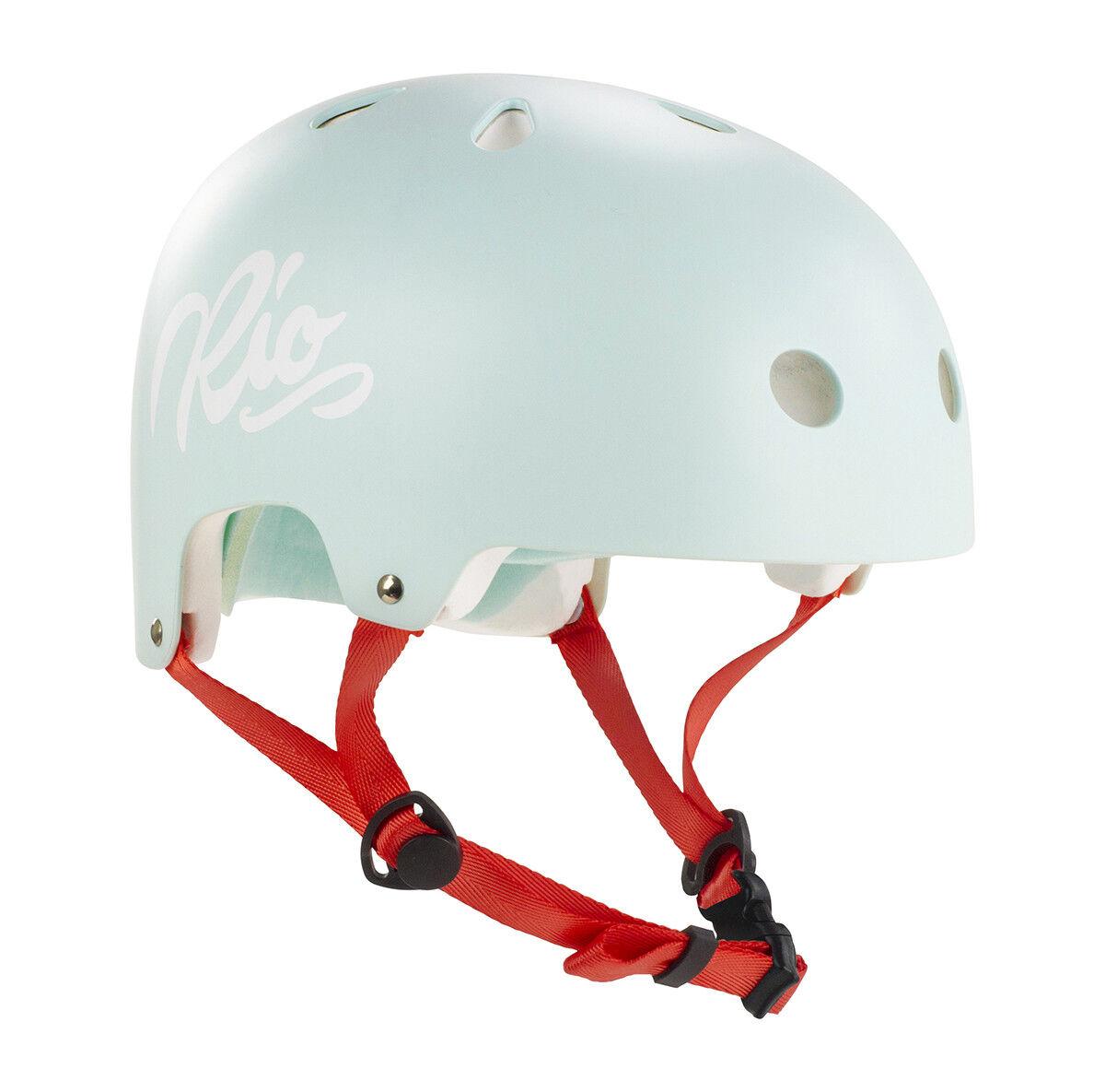 Rio Rio Rio Roller Schrift Skating Helm 4f0d80