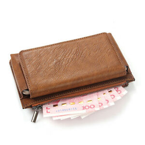 Leather-Bag-Purse-Case-For-iPhone-7-Samsung-S8-Huawei-Redmi-LG-6-3-inch-Pockets