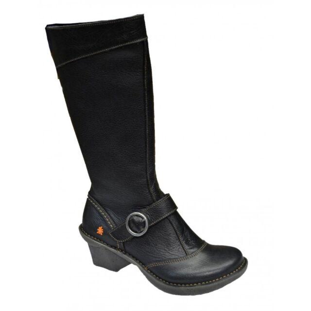 The Art Company Oteiza Gaucho Black (Z22) 0619 Ladies Boots All Sizes