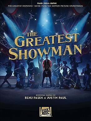 The Greatest Showman Sheet Music From Movie Soundtrack Piano Vocal 000250373
