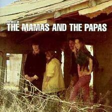 THE MAMAS AND THE PAPAS THE BEST OF CD (GREATEST HITS)