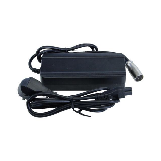 Ersatzakku 36V 10.4Ah E-Bike Batterie mit USB-Anschluss und Ladegerät