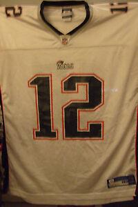Details about Reebok Tom Brady Patriots Jersey Men's XXL Free Christmas Shipping