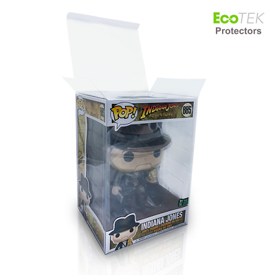 "Pack of 2 Protectors Cases for 6/"" Funko Pop Vinyls"
