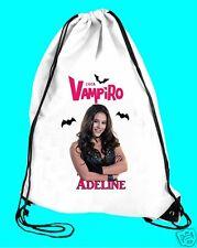 Sac de piscine sac de gym chica vampiro réf 53 personnalisable avec prénom