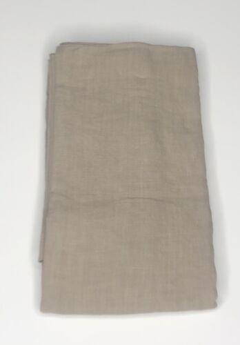 Restoration Hardware Garment-Dyed Linen Sham Euro 100/% Linen Prairie NEW $119