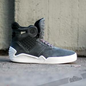 NEW IN BOX! MENS SUPRA SKYTOP IV MAGNET GREY FASHION SNEAKERS S99020 ... 16721d2914ab