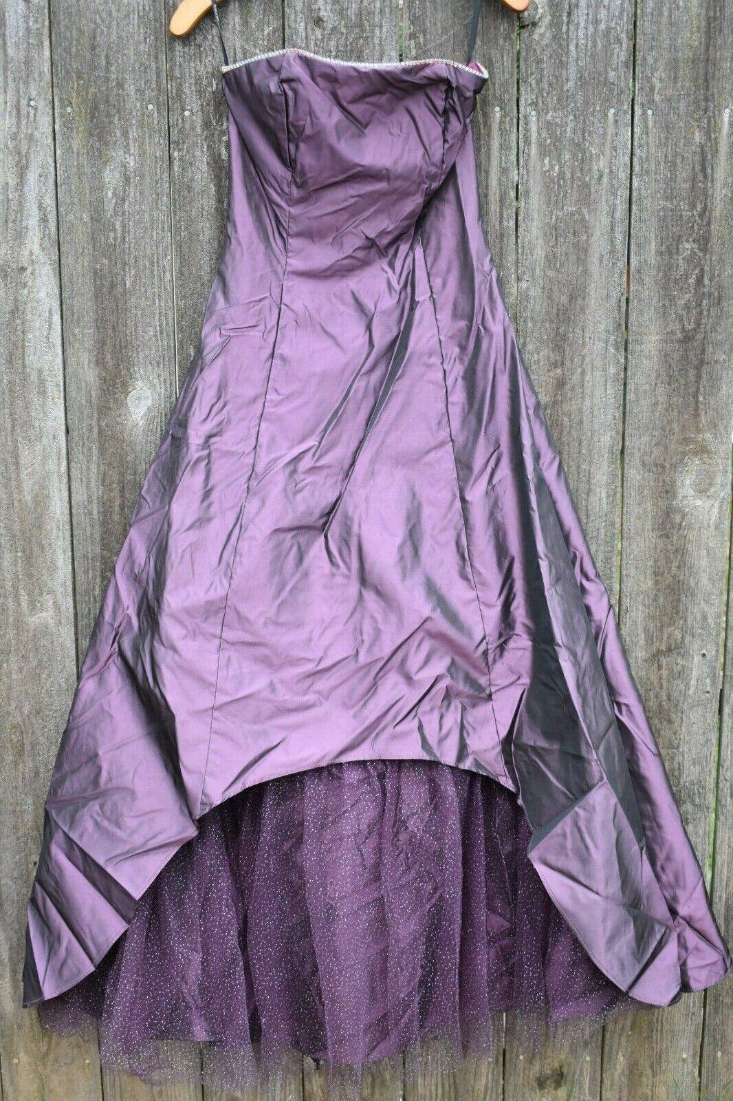 Vintage Gunne Sax Jessica McClintock prom dress f… - image 2