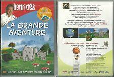 DVD + CD - HENRI DES : LA GRANDE AVENTURE / POUR LES PETITS ( NEUF EMBALLE
