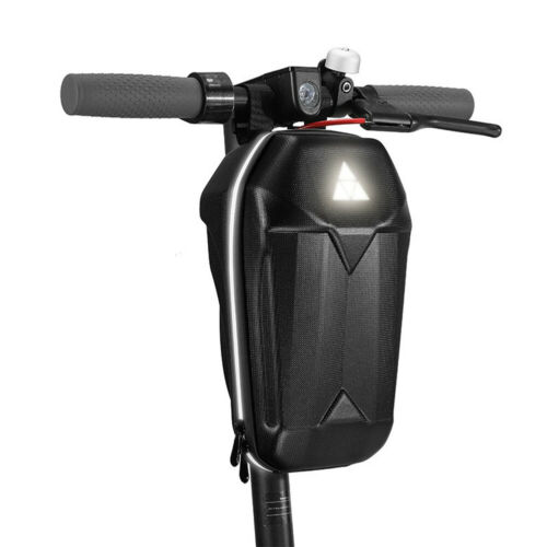 EVA Hard Shell 5L Capacity Electric Scooter Front Storage Bag for Xiaomi M365 #