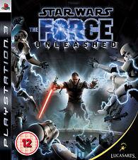 STAR Wars Il Forza scatenato ~ PS3 (in ottime condizioni)