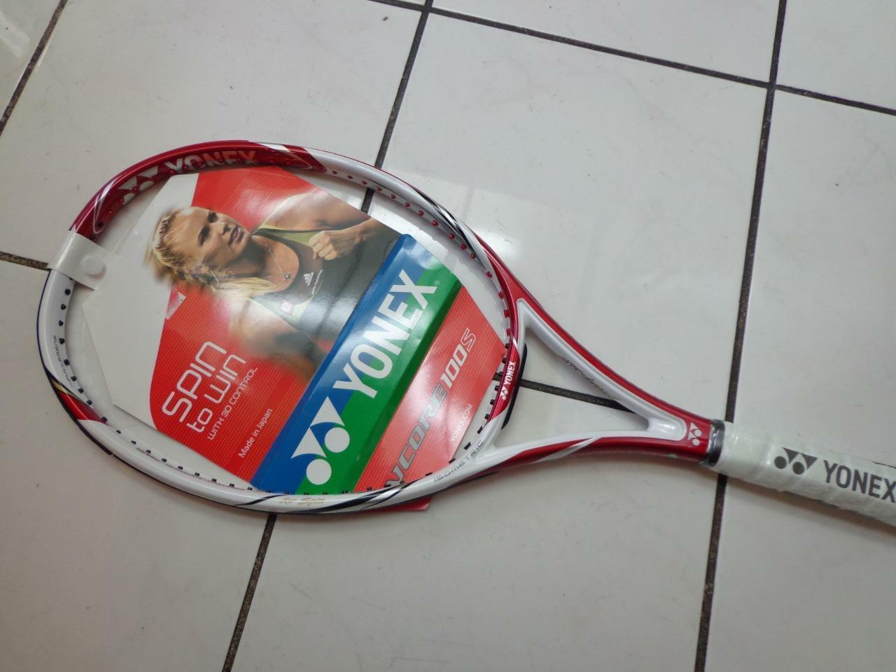 NEW RARE Yonex Vcore 100S Spin 4 5 8 grip 300 grams Tennis Racquet