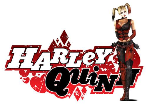 Harley Quinn T-Shirt Boys Girls Kids Age 3-13 Ideal Gift//Present