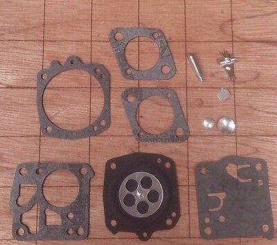 Carburetor REBUILD Diaphragm Gasket For Homelite XL12 SXLAO SUPER XL XL-98 SXL