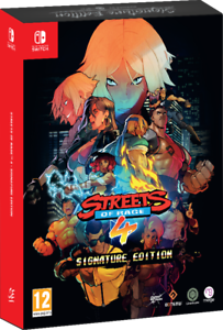 Streets-of-Rage-4-Switch-Signature-Edition-neuf-sous-blister