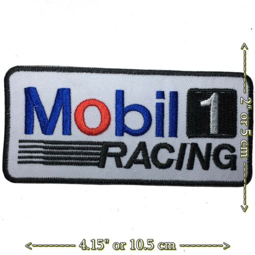 Racing Speed Car Biker Rider Motorcycle Vest Jacket Iron on Embroidered Patch