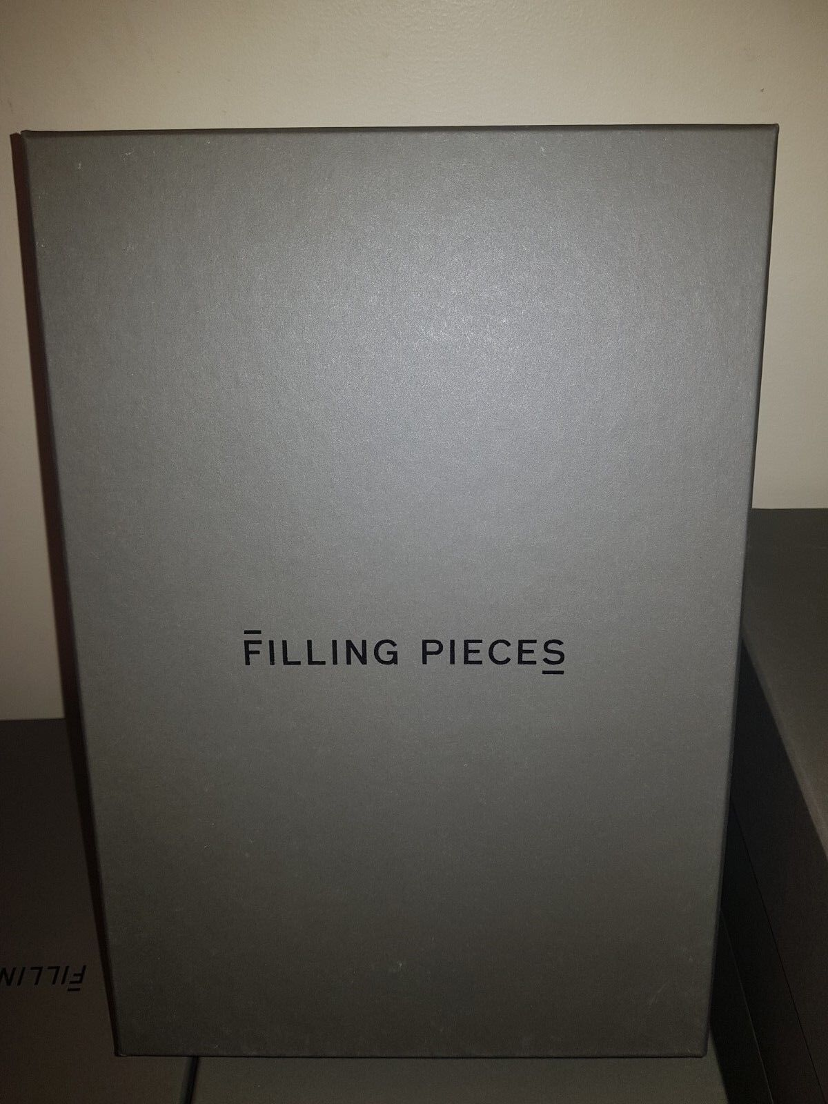 FILLING PIECES Steel Runner Donna Donna Donna sneaker FP 39 US 8.5 EU 40 (rrp:) a6f53f