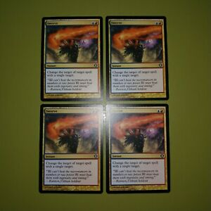 Swerve-x4-Shards-of-Alara-4x-Playset-Magic-the-Gathering-MTG