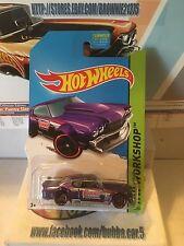 Hot Wheels 2014 HW Workshop '70 Chevy Chevelle Summit 1970 Chevrolet
