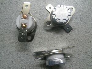 Popcorn-machine-Replacement-KSD301-kettle-thermostat