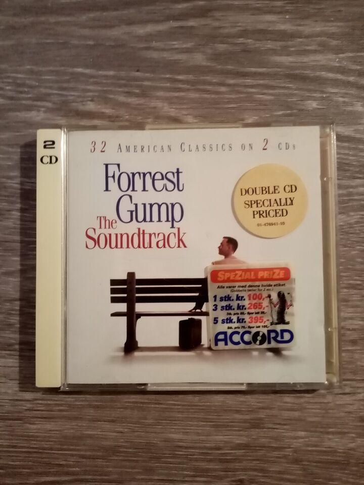 Forrest Gump: The soundtrack, andet